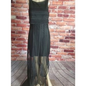 American Living Dresses - American Living Black Sleeveless Dress Size 4 NWT